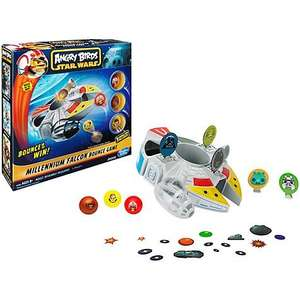 Angry Birds Starwars Bounce Millenium Falcon Game Was £24.00 Then £12.00 Now Only £6.48 (Using Code HP92) Online @ Debenhams (Plus Quidco)