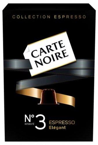 Free Carte Noire sample Capsules (Nespresso compatible)