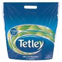 1100 Tetley Tea bags £9.99 @ B&M