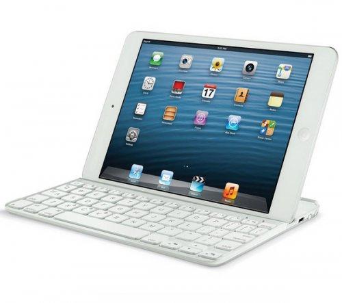 Logitech Ultrathin Wireless iPad mini Keyboard Cover - White £29.97 @ Currys/PC World