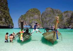 THAILAND 7 NIGHTS £388.98 pp 7 nights Phuket with return flights to Thailand luggage and hotel for just £388.98 pp 2 adults £777.97 @ thomson/booking.com