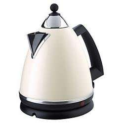 DeLonghi Argento Kettle Cream £27.99 Was £69.99 Save £42.00 in store at Sainsburys