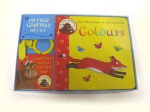 My First Gruffalo Gift Set (Buggy book & Colouring Book) only £2.50 delivered @ The Book People