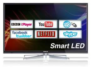Finlux 40'' Smart LED TV (40F8073-T) £299.99 @ Finlux Direct