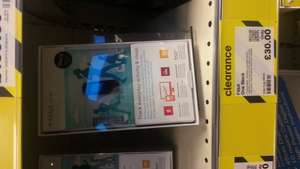 Fitbit One - clearance - £30 instore @ Maplin