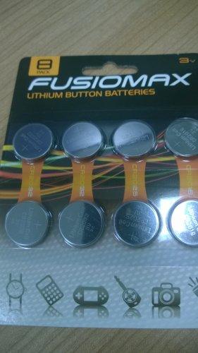 Button Batteries - £1 @ Poundland