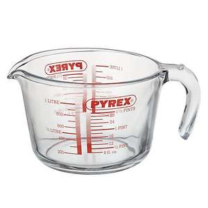 Pyrex 1.5l jug 70% off now £1.50 @ Sainsburys