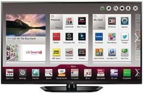 "LG 50PH660V 50"" Smart 3D Plasma Full HD TV £502.80 @ CPC"