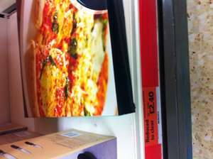 Pizza stone at sainsburys now on clearance from £12 to £2.40!
