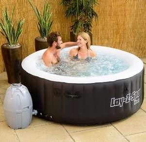 Miami Lay-Z Spa £239.99 @ Homebase this weekend with 20% off + 2.5% quidco