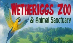 Family Pass to Wetheriggs Zoo & Animal Sanctuary half price - £8.75 via CFM Radio