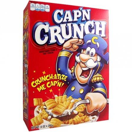 Cap'n Crunch Original Cereal 398G - £3.50 @ Tesco