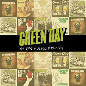 Green Day The Studio Albums 1990 - 2009 [CDs] £8.98 from Amazon (£10.47 delivered)