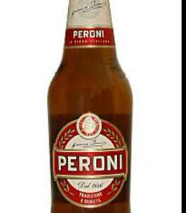 Peroni Red beer 99p in B&M Bargains