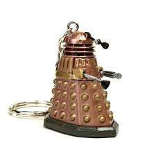 Dalek Keyring Doctor Who 70% off down from £5.99 to £1.79 @ HMV
