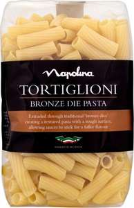Napolina Bronze Die Pasta was £2.09 now £1.00 @ Sainsbury's