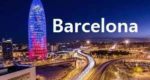 *More Dates Added* *May 2014* Barcelona £17.99pp = Return Flights just £35.98 various dates @ Ryanair