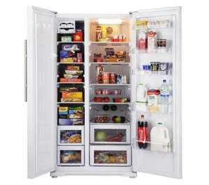 BEKO GNEV021APW American Style Fridge Freezer - £479.99 Currys (£470.39 if using Quidco) - Was £629.99