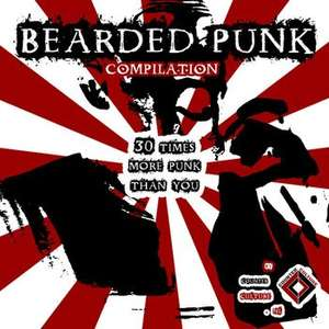 Free Bearded Punk compilation