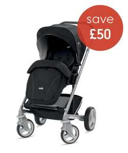 Joie Chrome Travel System £195.50 Instore or £230.00 Online @ Mothercare
