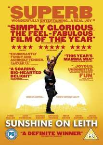 ASDA direct sunshine on Leith DVD £7.00