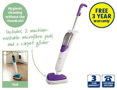 Steam mop £24.99 @ Aldi (starts Sunday 23rd March)