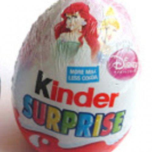 Disney Princess Kinder Egg 2 for £1 at Tesco