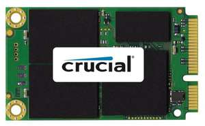 Crucial M500 240Gb mSATA 6Gb/s SSD £86.21 delivered @ Amazon