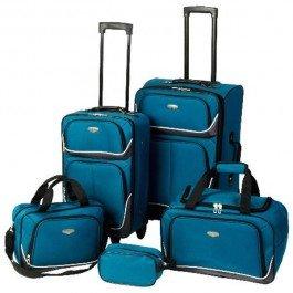 5 piece luggage set TJ Hughes - £22.49 Delivered @ TJ Hughes