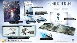 Child of Light Deluxe Edition (PS4 / PS3 / PC) @ Amazon - £15.99