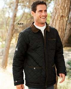 Guinness® Quilted Jacket Half Price £30.00 Cotton Traders - £33.99 Delivered