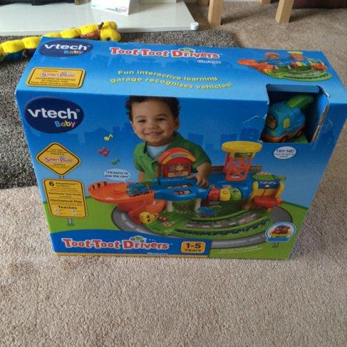 Vtech toot toot drivers garage £20 @ Tesco
