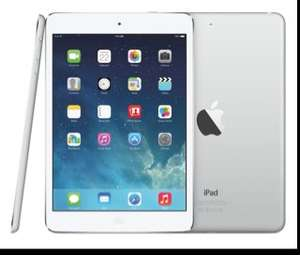 Price match Apple iPad mini 16GB £199 with 2yr warranty@ John Lewis (not the retina display model)