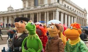 4 tickets for Muppets Most Wanted Screening This Sunday 23rd march