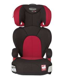 Graco Logico L Highback Booster Car Seat - Chilli - highback boosters without harness (group 2-3) - £39.99 @ Mothercare