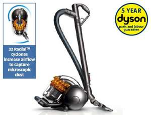 Dyson DC47 Multi Floor Bagless Cylinder Vacuum Cleaner £199.99 with 5 year dyson part and labour guarantee @ aldi start from Thursday 27 March