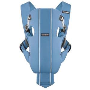 BabyBjorn Original Carrier - Light Blue £34.99 @ Kiddicare