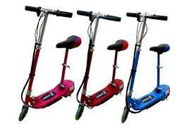 120W Foldable Electric Scooter in a Choice of Colour, £59.99 With Free Delivery (40% Off) Groupon UK