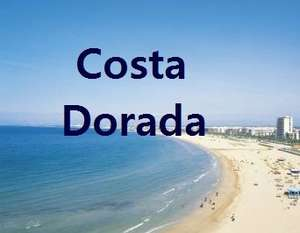 *April/May 2014* Costa Dorada, Salou £89pp - 7 Nights including Good Hotel, Flights and Return Transfers = Total price for family of 4 (any combination of adults & children) flying from Manchester £356.40 @ Travel Republic