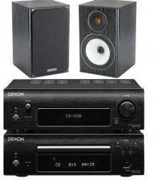 DENON DF109DABC & Monitor Audio BRONZE BX1 Speakers £349.95 @ richersounds