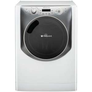Hotpoint Aqualtis AQ113F497E Washing Machine, 11kg Load, A+++ Energy Rating, 1400rpm @ John Lewis, £389.00 ( £339 with £50 cashback) - @ John Lewis with 2 year warranty - Top of the range machine will take a 13.5 Tog King Size Quilt