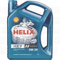 Shell Helix HX7 AF 5w-30 5litres £13.99 @ EuroCarParts using code PAT30