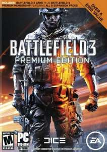 Battlefield 3 Premium Edition (includes base game and all DLCs!) - PC Download £10.85 @ GamesPlanet.com