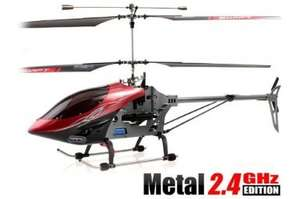 SH 72cm 4CH Helicopter with Gyro (Large) £24.99 @ Amazon (Was £79.99)