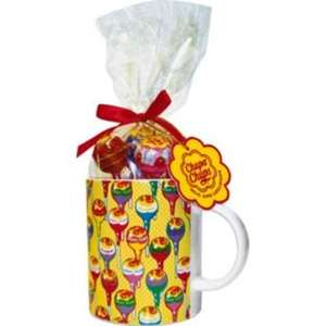 Chupa Chups Mug with Lollies @ Argos £3.49 WAS £9.99