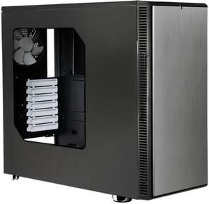 Fractal Design Define R4 (w/ window) Titanium Case for £64.98 @ Amazon