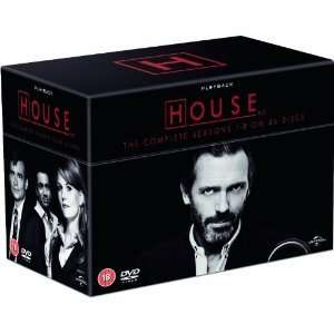 House 1-8 Complete DVD for £39.95 @ Zavvi