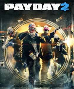 Payday 2 for PC (Steam Key) only £5.99 @ Amazon.com