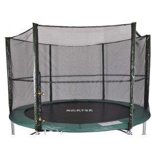Cortez 10ft Round Trampoline Enclosure Safety Net (6 leg) - £34.95 @ Fun4Kids