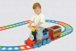 Thomas & Friends Battery Operated Train and 22 piece Track set  £53.37  from £119.99 @ Amazon/George and Freddie